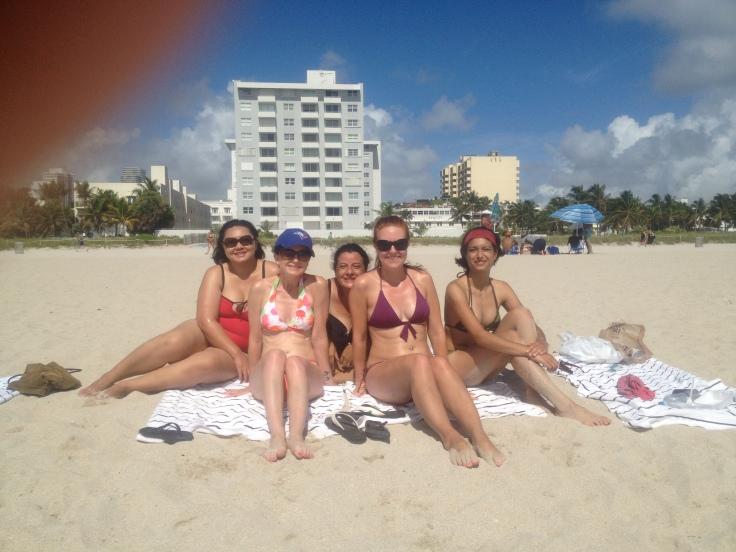 The Bachelorette crew